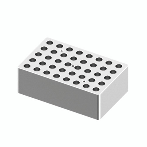 HB120-S Block - For 1.5/2mL Tubes, 40 Holes