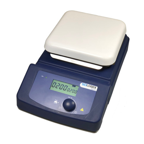 Scilogex MS6-Pro LCD Digital 5.5 x 5.5 in. Magnetic Stirrer, Ceramic Plate