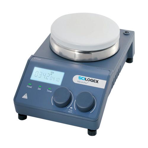 Scilogex MS-H-ProT Circular LCD Digital Magnetic Hotplate Stirrer, Ceramic Plate