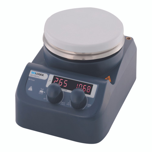 Scilogex MS-H280-Pro, Circular LED Digital Hotplate-Stirrer, ceramic plate, 110V, 50/60Hz