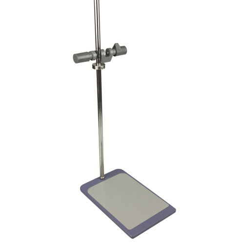 Scilogex Overhead Stirrer Plate stand, including support rod and clamp