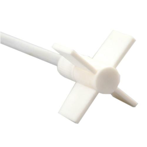 Cross stirrer, PTFE-coated