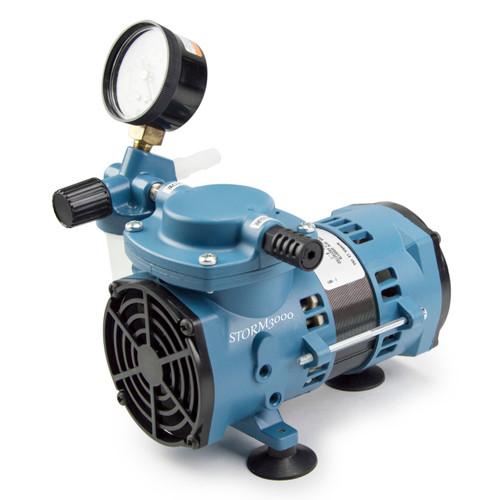 STORM3000 Economical Chemical Resistant Diaphragm Vacuum Pump