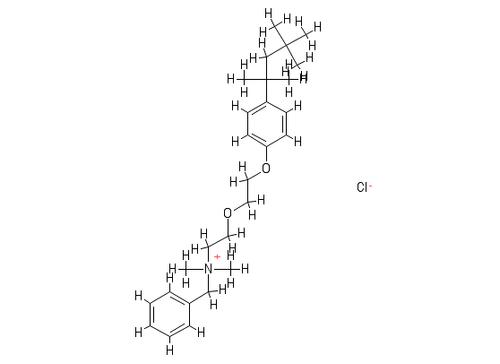 Benzethonium Chloride; CAS#121-54-0