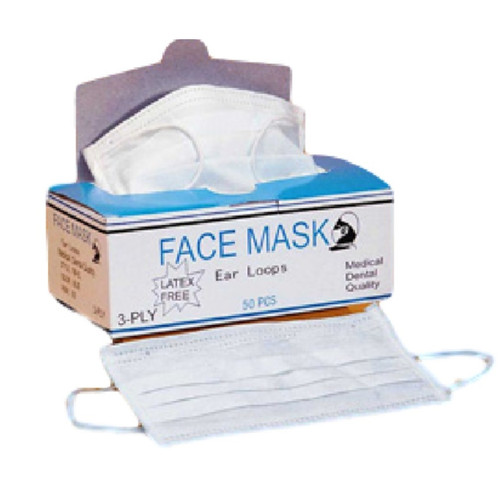 Face Mask - FM - EL Blue