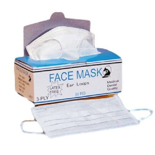 Face Mask - FM - EL Blue