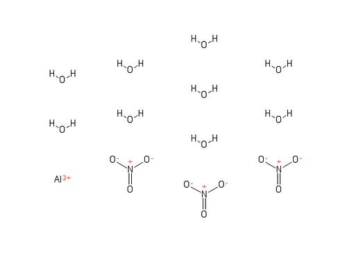 Aluminum Nitrate 9H2O; 7784-27-2