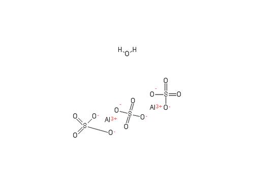 Aluminum Sulfate; 17927-65-0