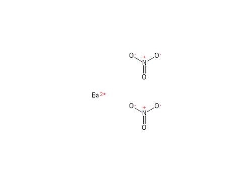 """Barium Nitrate;""""CAS #=10022-31-8"""";Grade=ACS"""