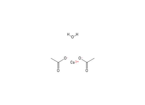 "Calcium Acetate;""CAS #=5743-26-0"";Grade=ACS"
