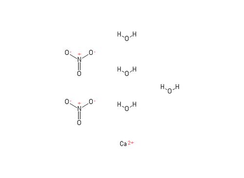 """Calcium Nitrate;""""CAS #=13477-34-4"""";Grade=ACS"""