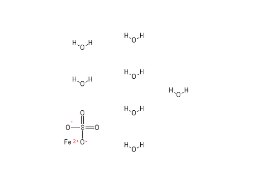 "Ferrous Sulfate;""CAS #=7782-63-0"";Grade=ACS"