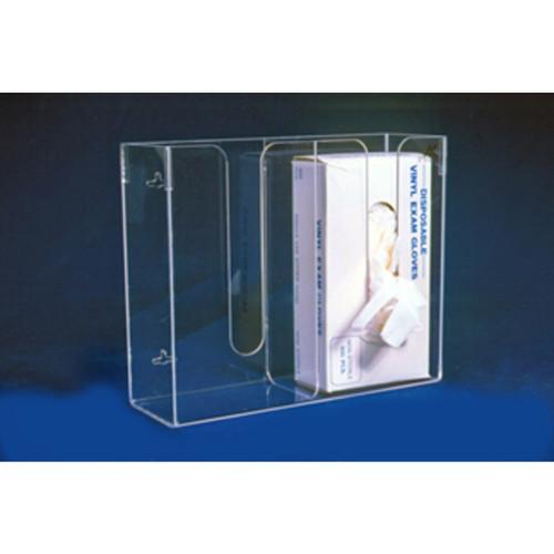 Glove Dispenser - 2 Compartment