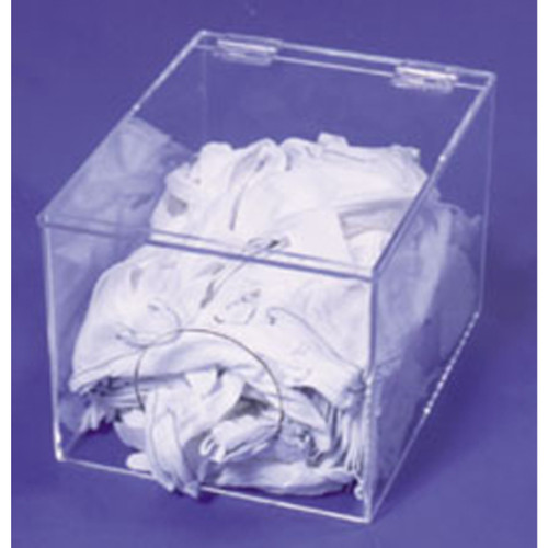Glove Liner (Large) - Round Hole & Lid