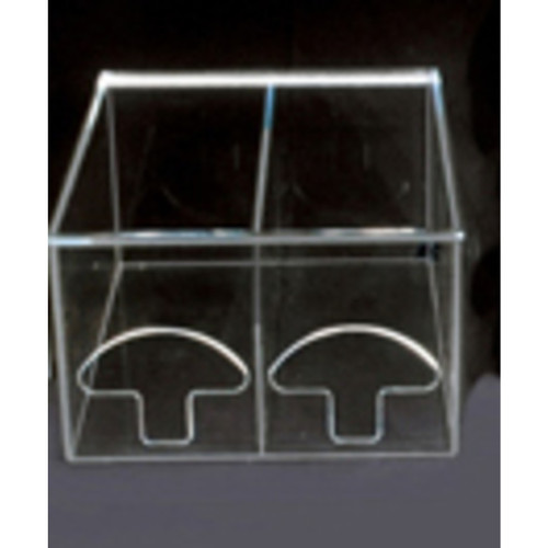 Hand-Specific Glove Dispenser (Clear)