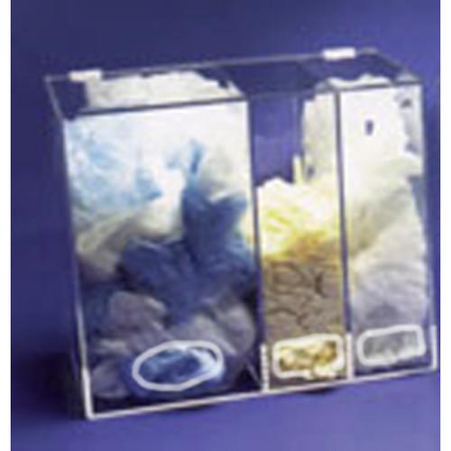 Three Compartment All-Purpose Dispenser