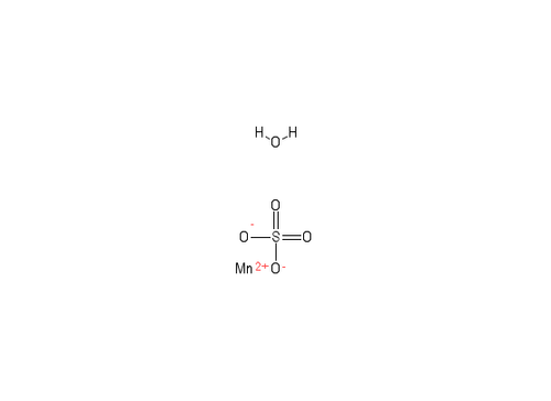 "Manganese Sulfate Mono;""CAS #=10034-96-5"";Grade=USP,FCC"