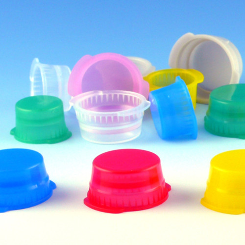 Snap Cap (13mm) - Double Thumb Tab, for Vacuum and Test Tubes, Bag/1000