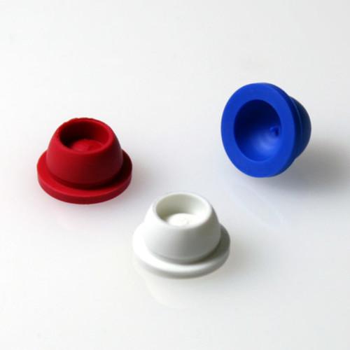 Pierceable Cap Plug, 13mm, Bag/1000