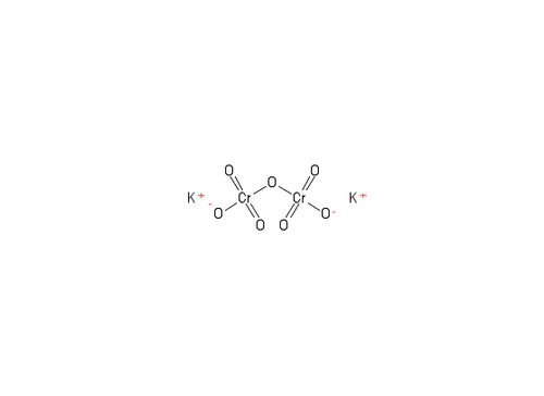 """Potassium Dichromate;""""CAS #=7778-50-9"""";Grade=ACS"""