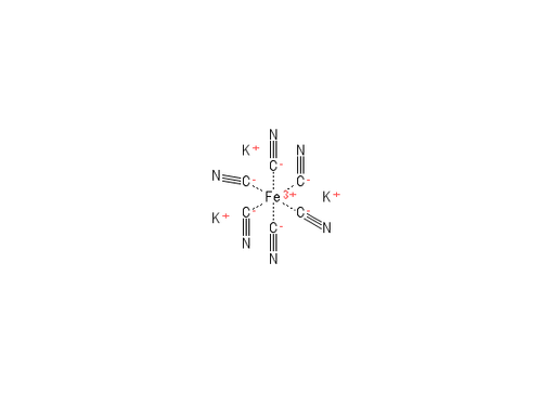 """Potassium Ferricyanide;""""CAS #=13746-66-2"""";Grade=ACS"""