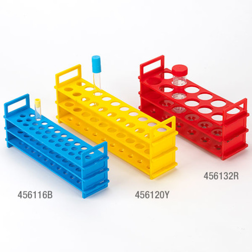 Reinforced Tube Stand, 25mm, 18-Place