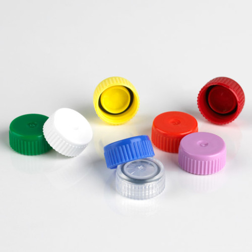 MicroTube Screw Caps (for Tubes w/ O-Ring). Bag/1000