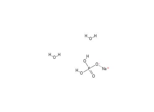 "Sodium Phosphate Monobasic Dihydrate;""CAS #=13472-35-0"""