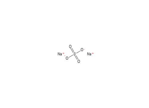 """Sodium Sulfate;""""CAS #=7757-82-6"""";Grade=ACS,HE"""