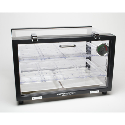 Dry-Keeper PVC Horizontal Desiccator Cabinet, 2CU