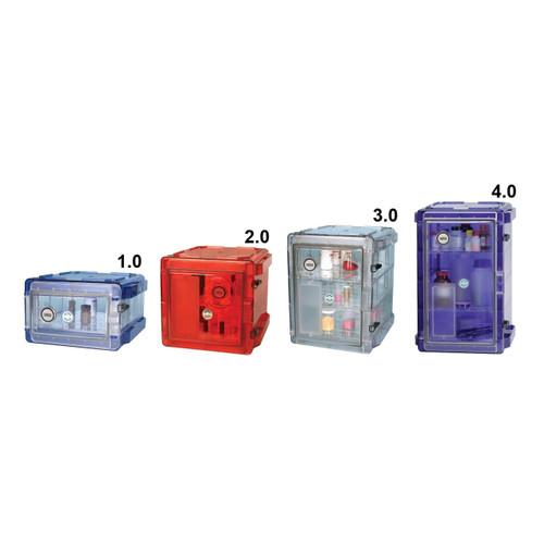 Secador Clear 1.0 Vertical Desiccator Cabinet, 0.7CU