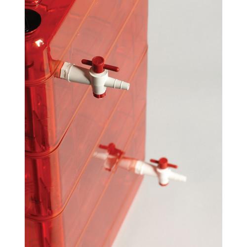 Secador Amber 1.0 Gas-Purge Desiccator Cabinet, 0.7CU