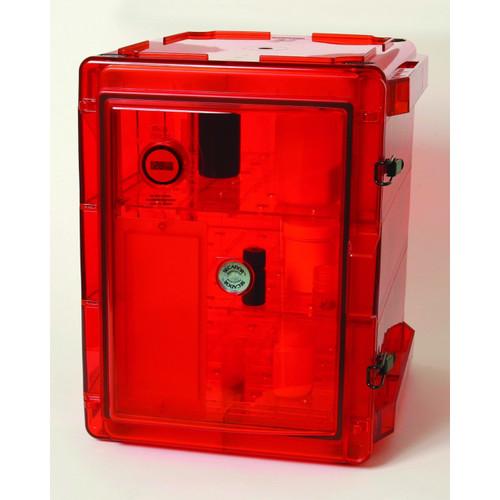 Secador Amber 3.0 Gas-Purge Desiccator Cabinet, 1.6CU