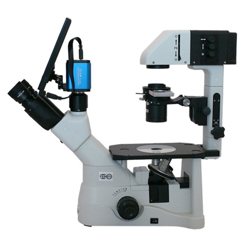iRB40 Inverted Biological Microscope (PH Phase Package)