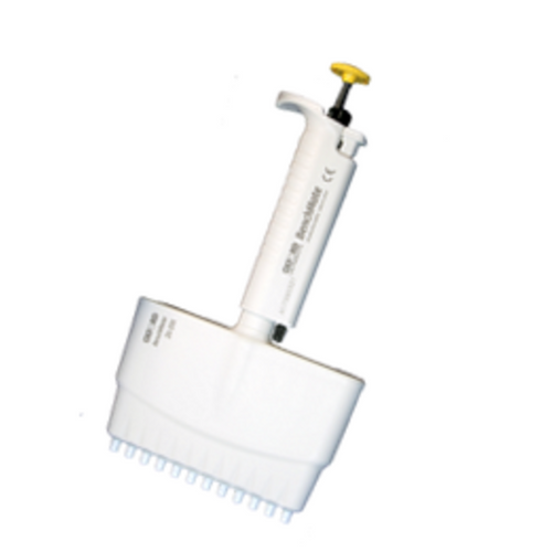 Benchmate 12-Channel Adjustable Volume Pipette
