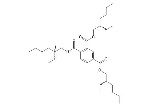 "TriOctyl TriMellitate;""CAS #=3319-31-1"""
