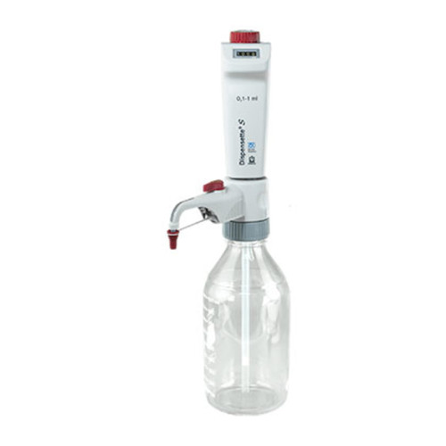 Dispensette S Digital Bottletop Dispenser w/ Re-circulation Valve
