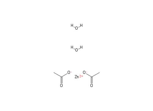 "Zinc Acetate;""CAS #=5970-45-6"";Grade=ACS,USP"