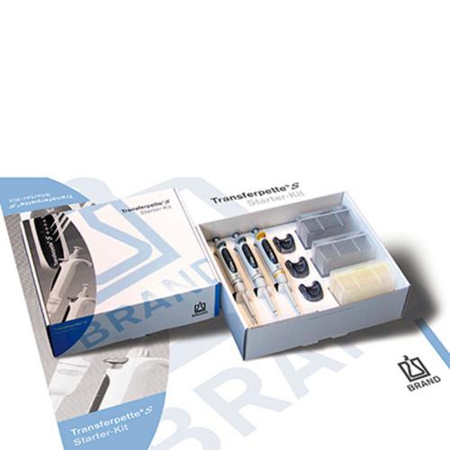 Transferpette S Single Channel Starter Kit
