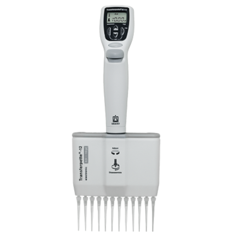 Transferpette Electronic 12-Channel Pipette