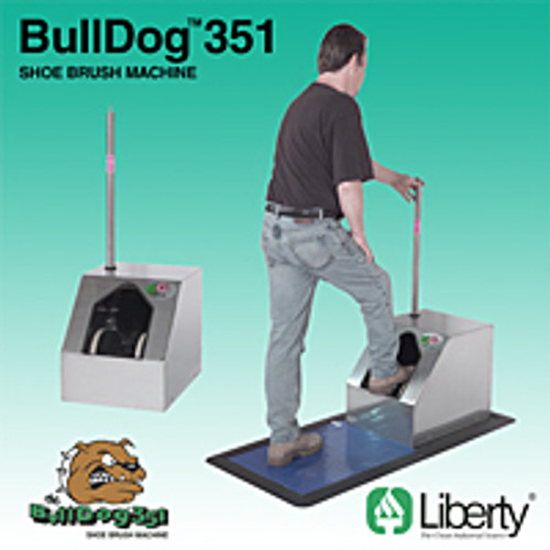 Bull Dog Shoe Cleaner