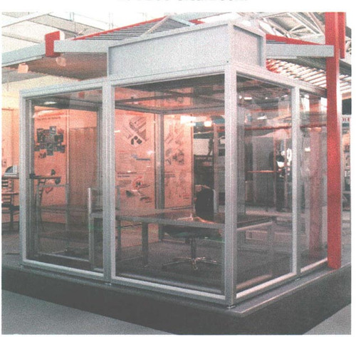 7300 Series Modular Cleanroom
