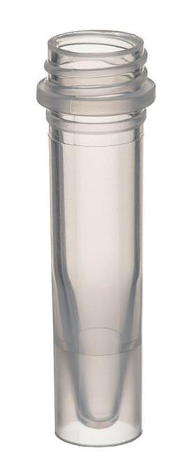 SuperClear 1.5ml Freestanding Screw Cap Tubes, Sterile (CS/5000)