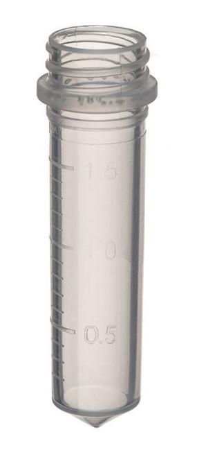 SuperClear 2.0ml Screw Cap Tubes, Sterile (CS/5000)