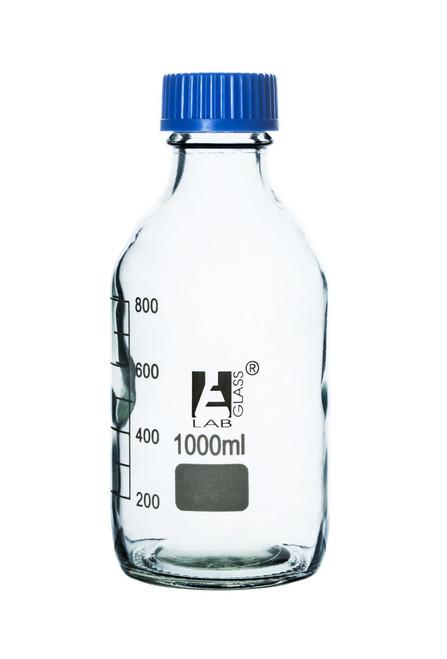 1000ml Bottle Reagent Graduated - (CS/12)