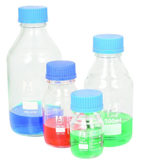 2000ml Bottle Reagent Graduated - (CS/12)