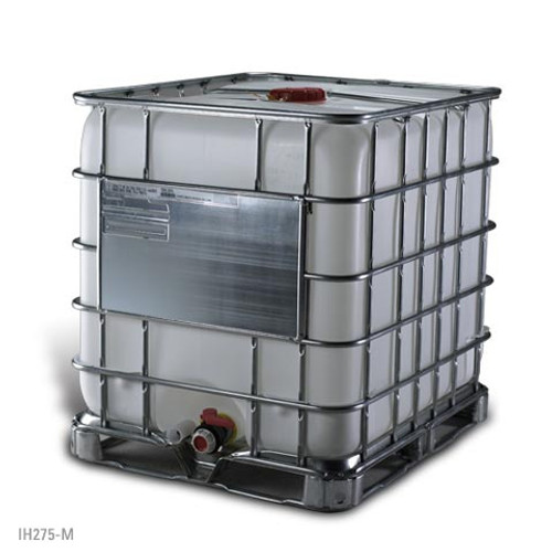 Liquid Tote: 275 Gallon