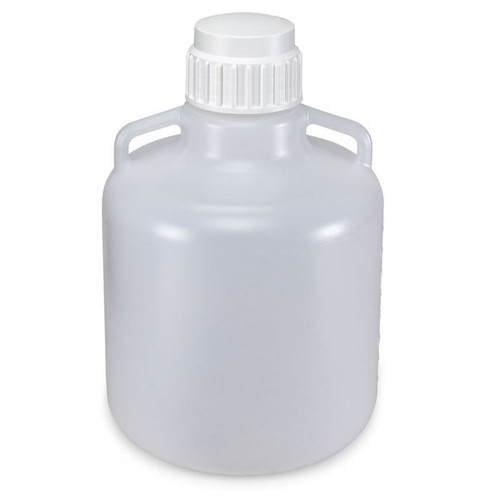Round Carboy w/ Handles (LDPE) - 10L