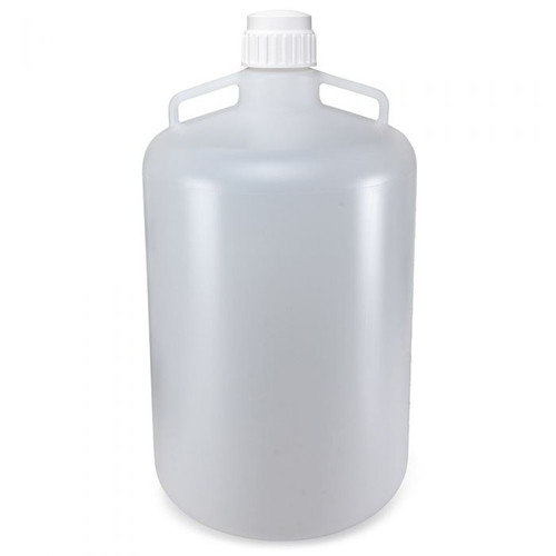 Round Carboy w/ Handles (LDPE) - 50L