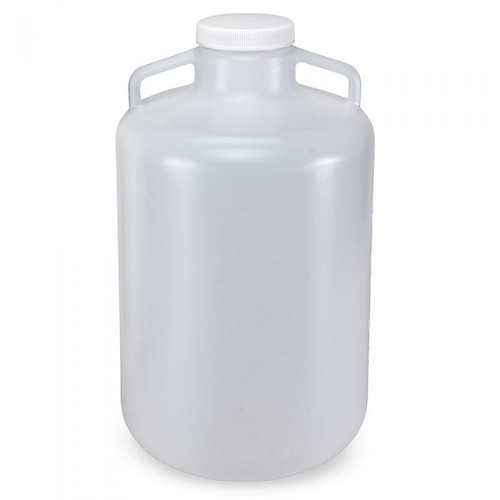 Wide Mouth Autoclavable Round Carboy - 20L